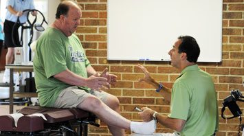 Chiro Care for the Foot is Highly Effective