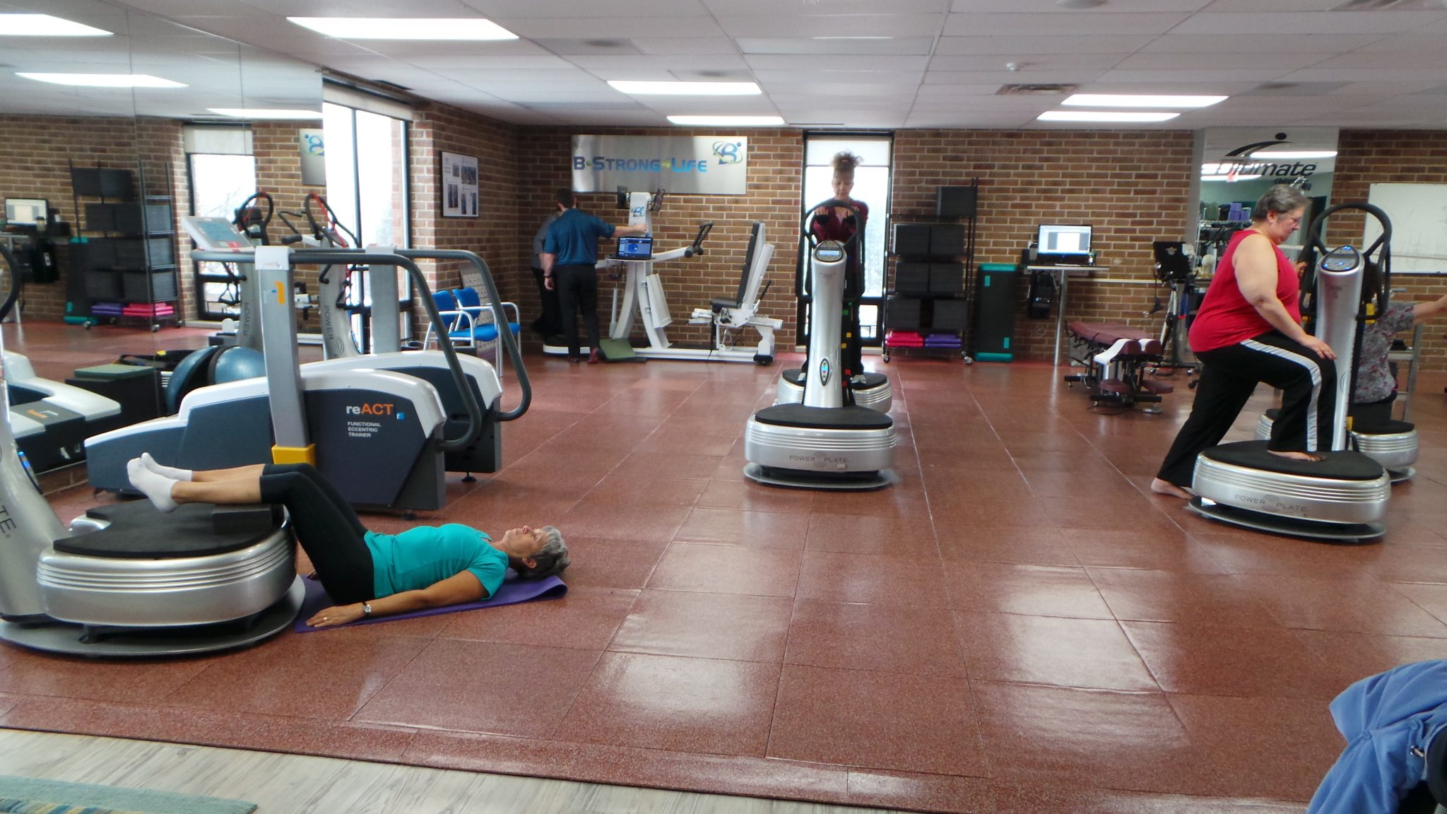 Leading the Way in Power Plate Vibration Therapy